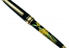 水仙蒔絵ボールペン