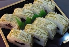 磯巻へしこ寿司
