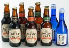 福井地ビールと地酒セット