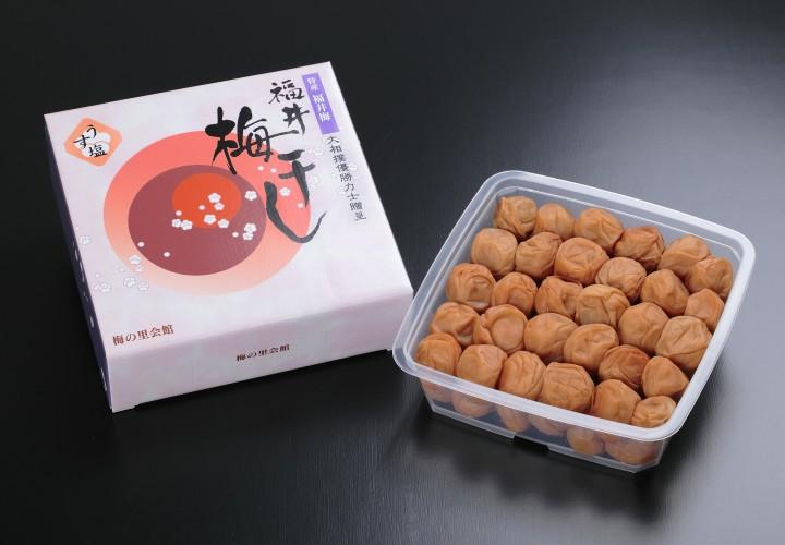 福井梅干しギフト うす塩味