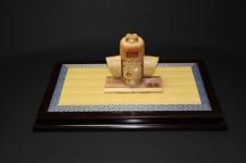 紫檀1.6尺たたみ平卓(高嶋作)